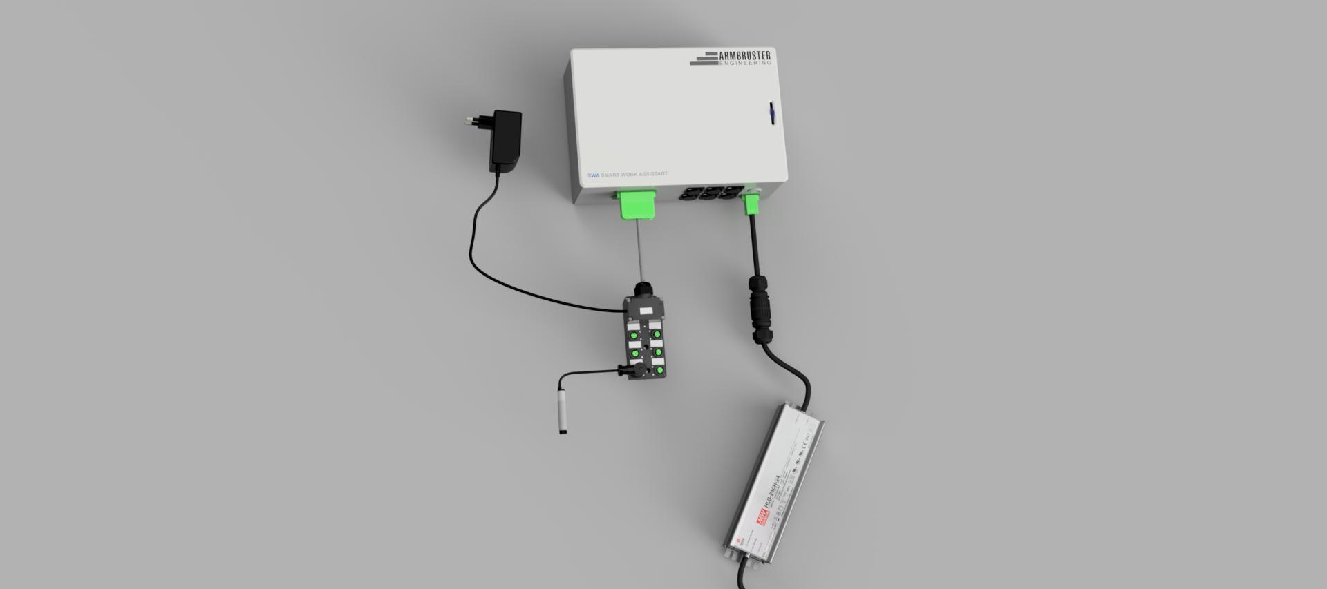 Sensorinsel Produktbild