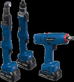 Auswahl HST-Werkzeuge