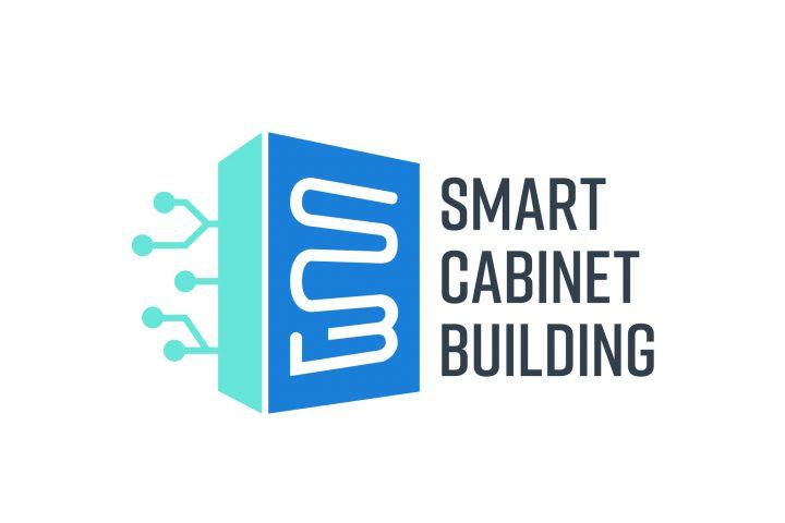 Smart Cabinet Building Logo bunt