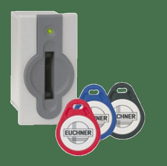 Werkeridentifikationssystem der Firma Euchner