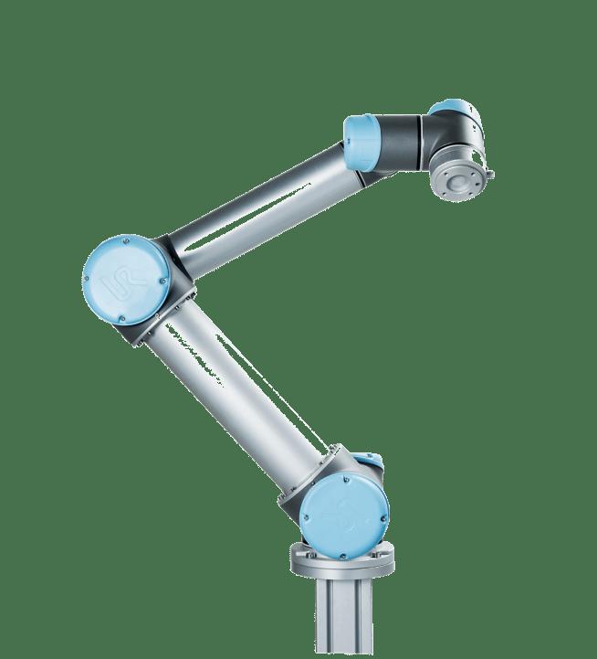 Kollaborierender Roboter der Firma UR