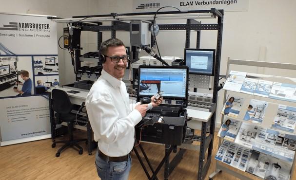 ELAM Webinar bei Armbruster Engineering