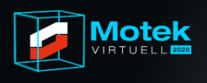 Logo der Motek Virtuell