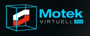 Logo der Motek Virtuell