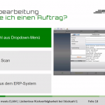 "Screenshot aus dem Webinar Teil 1 ""avero meets ELAM"""