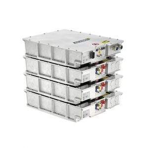 Bild 1: Batteriesystem AKARack