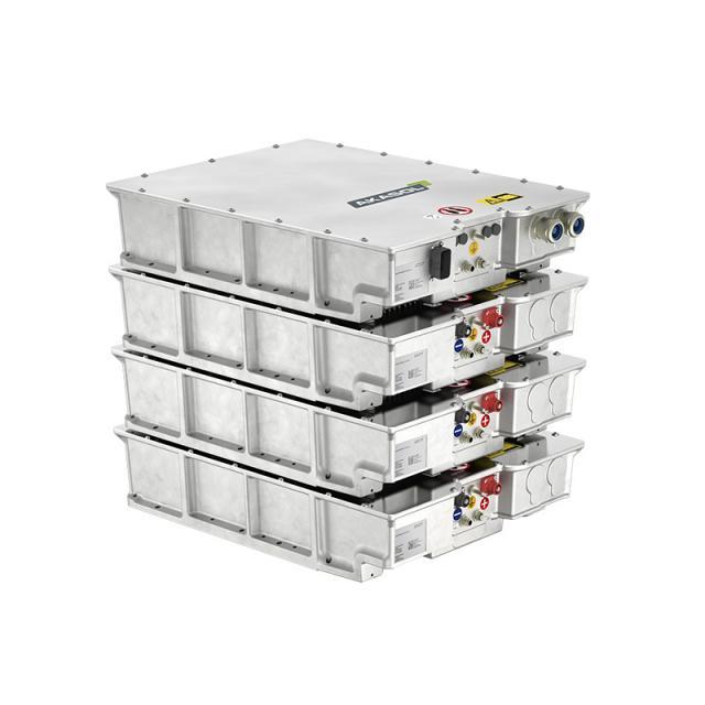 Batteriesystem AKARack
