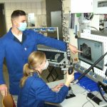 Feintechnikschule nutzt innovativen ELAM START Arbeitsplatz